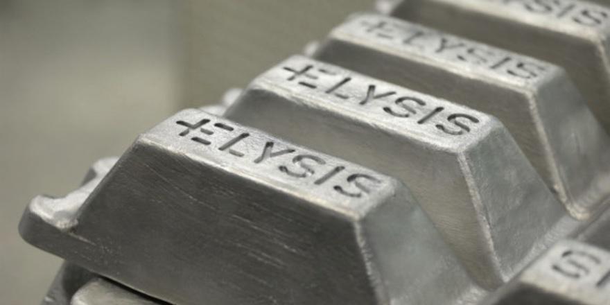 PHOTO: Elysis Aluminum