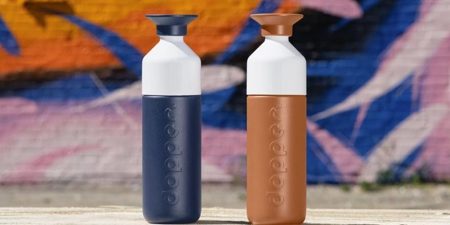 Dopper reusable bottle