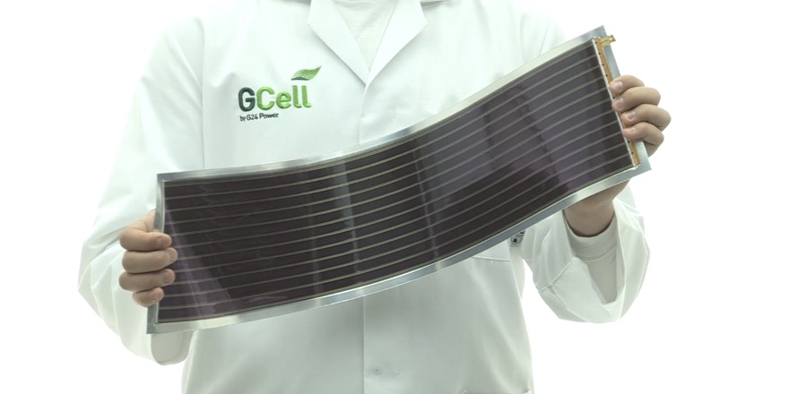 gcell solar cells