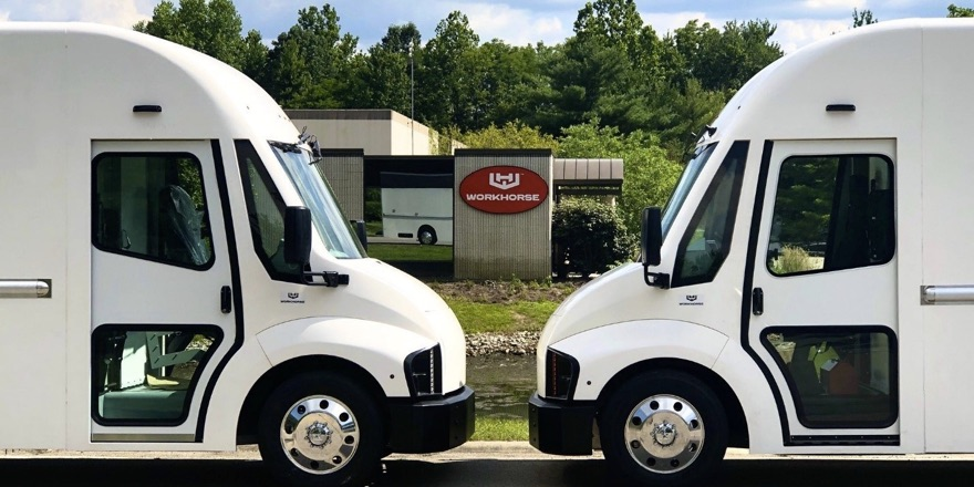 electric delivery trucks